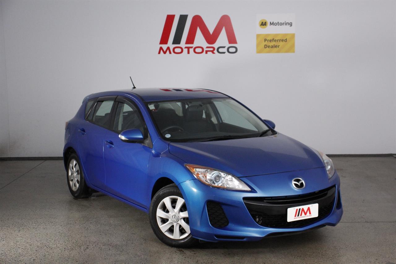 Mazda Axela stock #34653