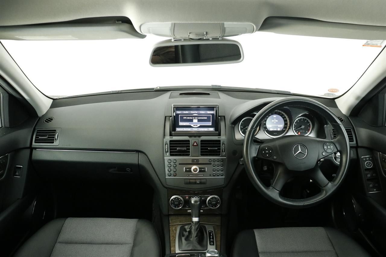 Mercedes Benz C 300 stock #34392