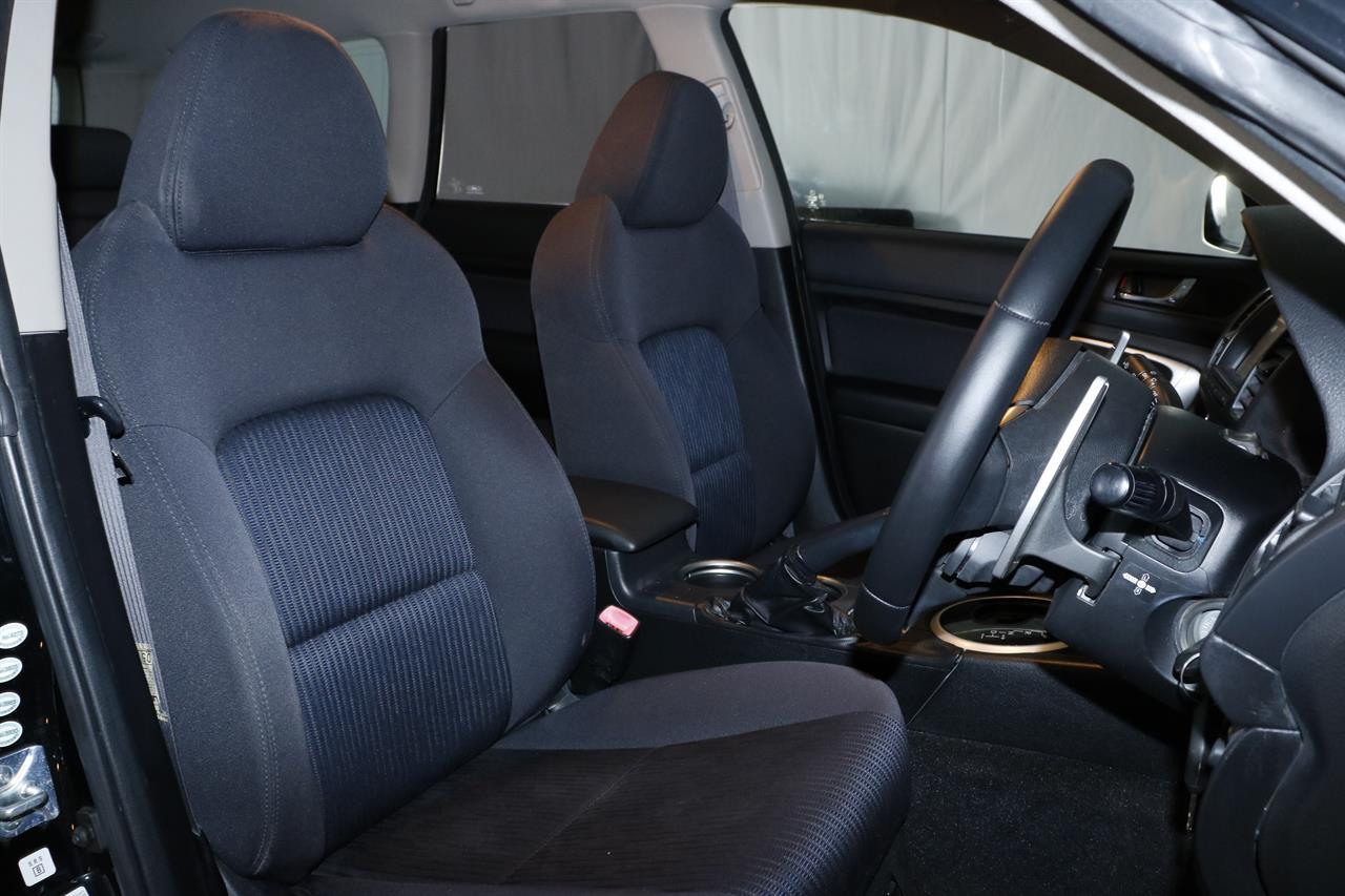 Subaru Legacy stock #32827