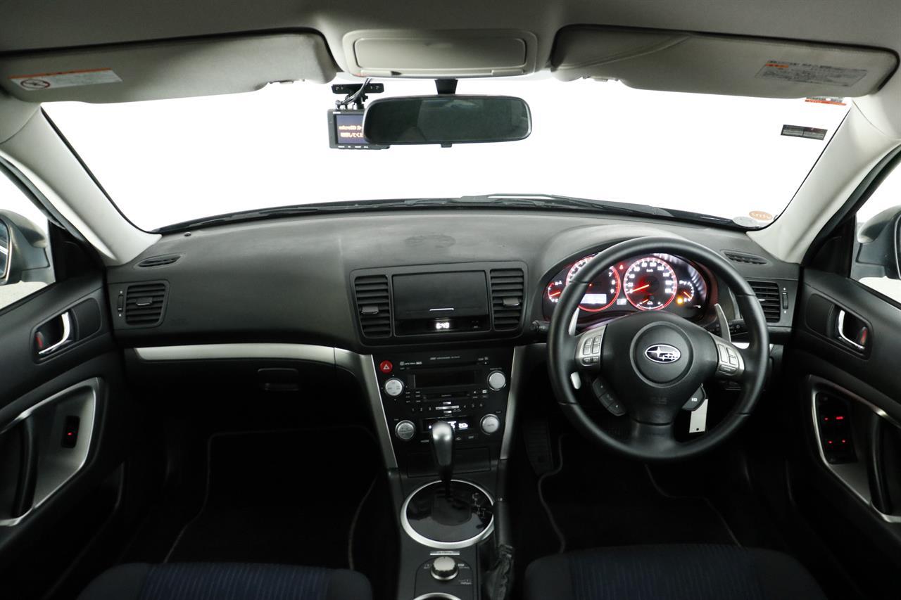 Subaru Legacy stock #33870