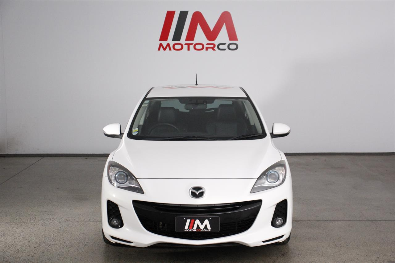 Mazda Axela stock #34562