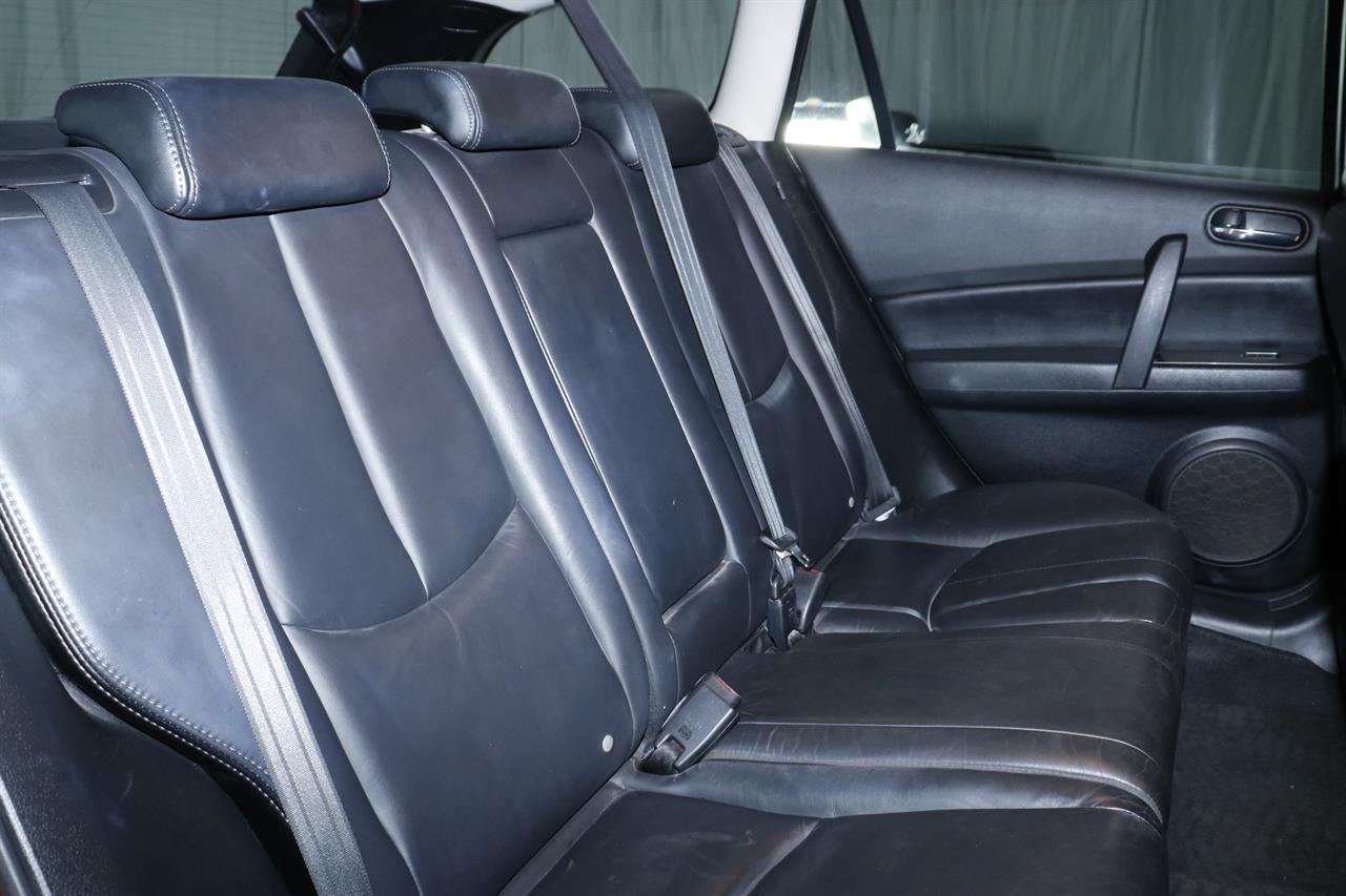 Mazda Atenza stock #32765
