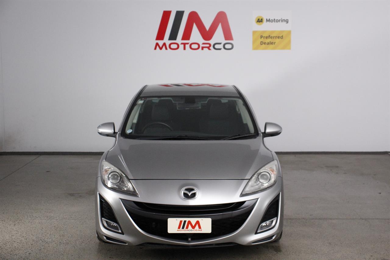 Mazda Axela stock #34588
