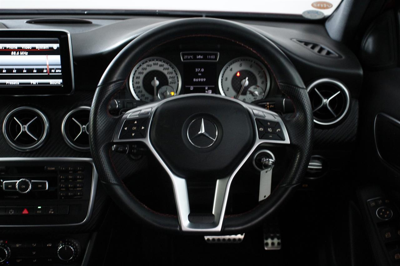 Mercedes Benz A 180 stock #34391