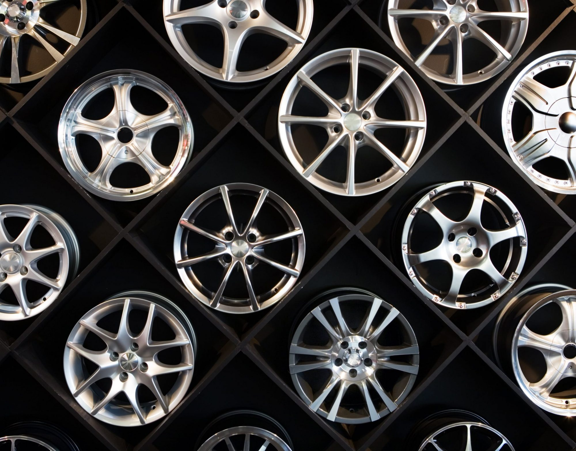 Rims accessories at motor co