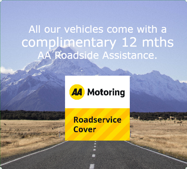 Image of the open Road and AA assistance