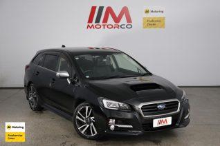 Image of a Black used Subaru Levorg stock #34419 2014 stock number 34419